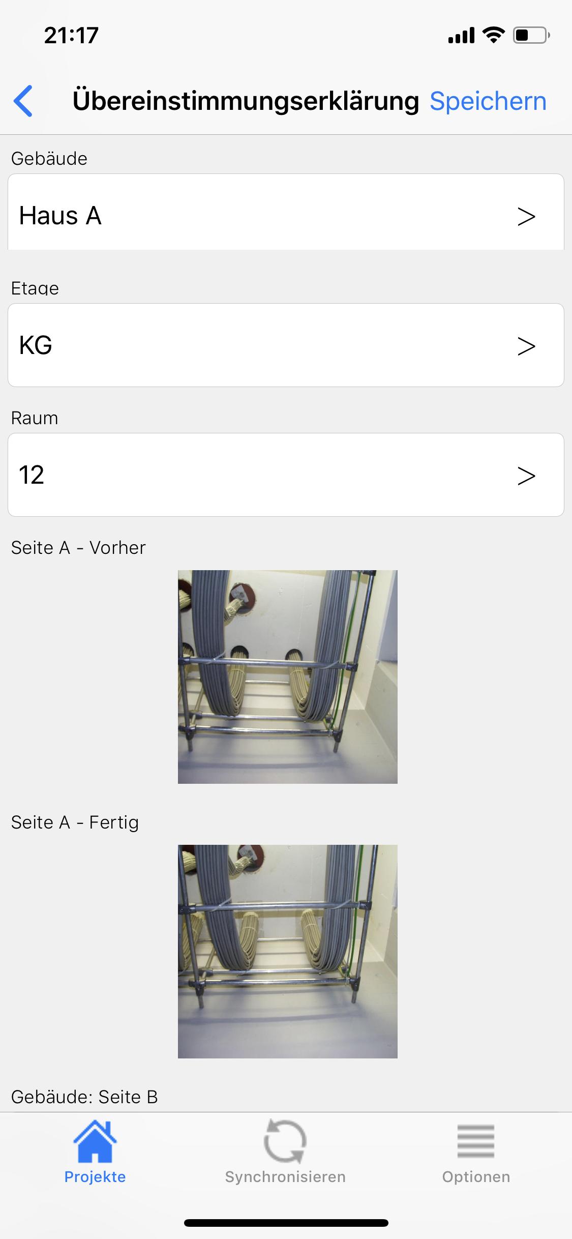brandschott-dokumentation-handy-smartphone-uebereinstimmungserklaerung